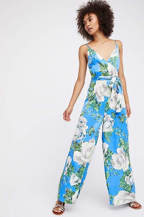 Cabbage Rose Romper by Free People