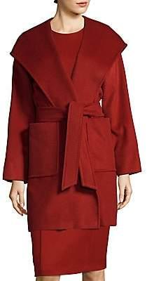 Max Mara Women's Rialto Wrap Coat