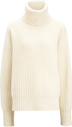 Joseph Pearl Soft Wool Knit