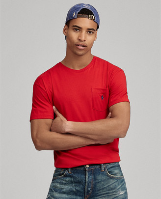 Ralph Lauren Classic Fit Pocket T-Shirt