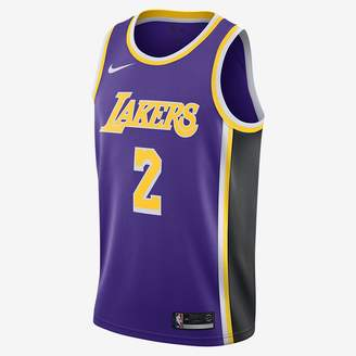 Nike LeBron James Statement Edition Swingman Jersey (Los Angeles Lakers) Men's NBA Connected Jersey