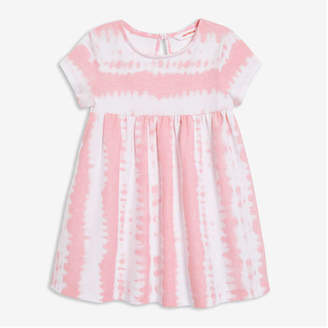 Joe Fresh Baby Girls' Print Dress, Rose (Size 3-6)