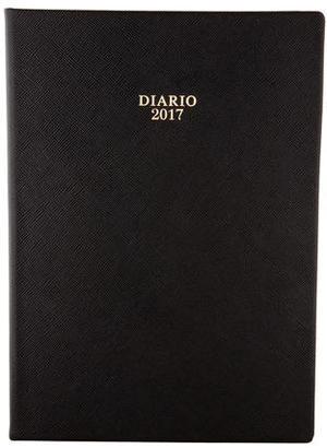 2017 Saffiano Leather Diary