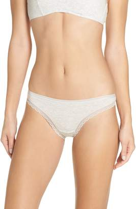 OnGossamer Cabana Cotton Blend Bikini