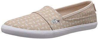 Lacoste Women's Marice Slip On Fashion Sneaker $74.95 thestylecure.com