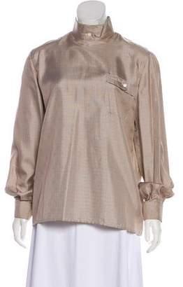 Gucci Vintage Silk Top