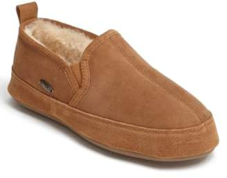 Acorn 'Romeo II' Genuine Sheepskin Slipper