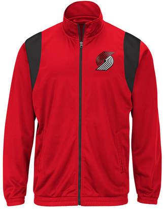 G-iii Sports Men Portland Trail Blazers Clutch Time Track Jacket