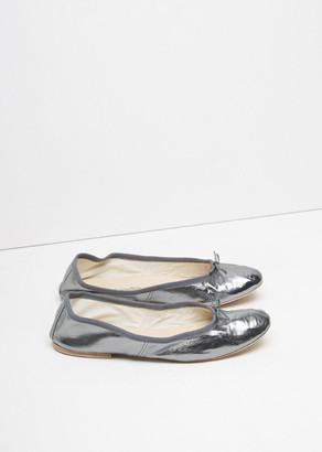 Porselli Ballet Flat $235 thestylecure.com