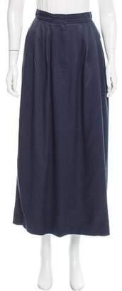 Cacharel Pleated Midi Skirt w/ Tags