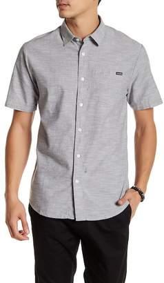 Volcom Slack Short Sleeve Modern Fit Shirt