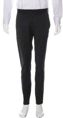 Moncler Wool-Blend Dress Pants