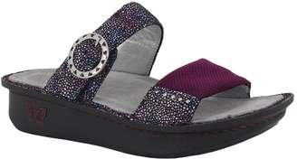 Alegria Adjustable Slip-On Sandals - Keara