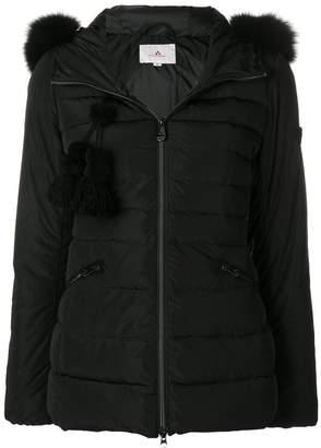 Peuterey fur hood puffer jacket