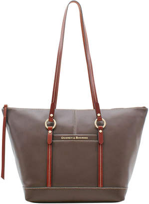 493f6dcb9 Dooney & Bourke Brown Leather Tote Bags - ShopStyle
