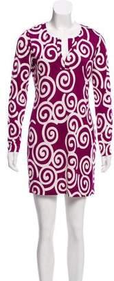 Diane von Furstenberg Reina Silk Dress w/ Tags