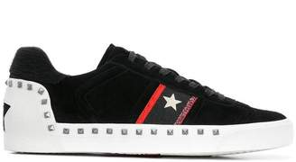 Ash stud embellished sneakers