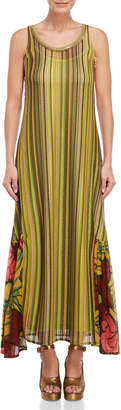 Save The Queen Inset Panels Dress