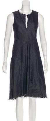 Schumacher Dorothee Sleeveless Midi Dress