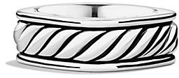 David Yurman Sculpted Cable Ring