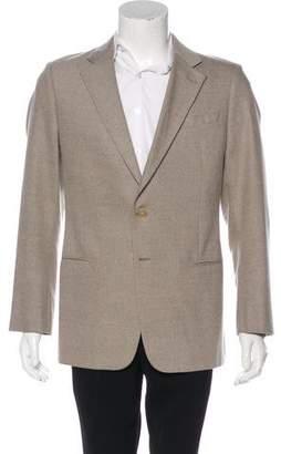 Armani Collezioni Wool & Angora Blazer