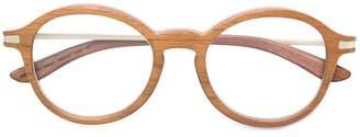 Giorgio Armani (ジョルジョ アルマーニ) - Giorgio Armani スクエア眼鏡フレーム