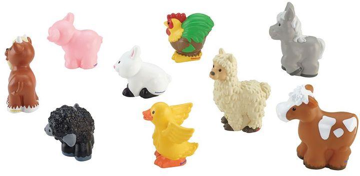 Fisher-Price Little People Farm Animal Friends Set