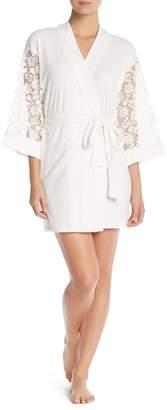 Flora Nikrooz Sleepwear Lana Knit Robe