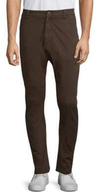 Helmut Lang Slim Back Strap Pants