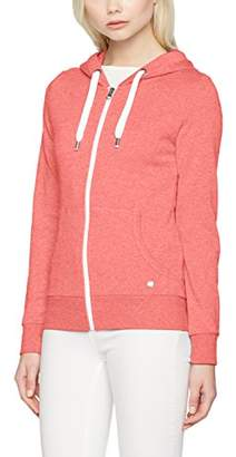 Only Women's onlFINLEY SPRING LS ZIP HOOD Jacket, Grey (Light Grey Melange), (Manufacturer size: )