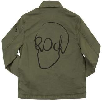 Zadig & Voltaire Stretch Cotton Gabardine Shirt