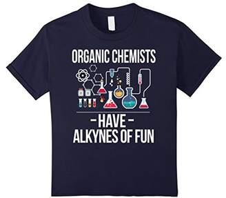 Organic Chemists-Have Alkynes Of Fun