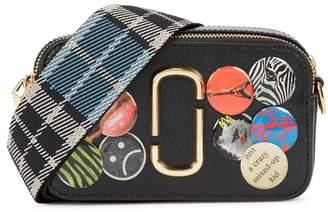 Marc Jacobs Snapshot Badge-embellished Shoulder Bag