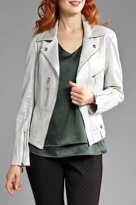 Insight Liquid Silver Jacket