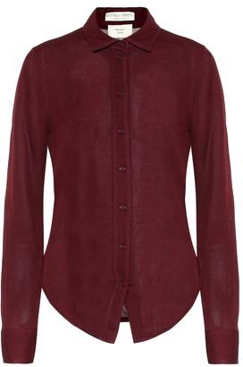 Bottega Veneta Sable jersey shirt