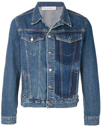 J.W.Anderson pocket detail denim jacket