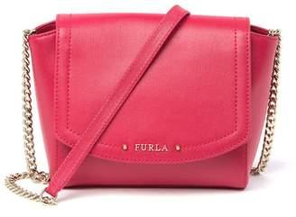Furla New Daisy Mini Leather Crossbody