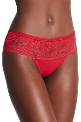Wacoal Lace Trim Bikini Cut Panty