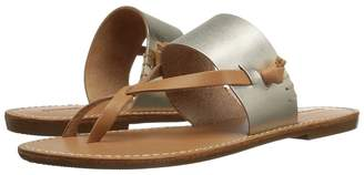 Soludos Slotted Thong Sandal Women's Sandals