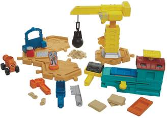 Fisher-Price Fisher-PriceBob the Builder Mash & Mold Construction Site