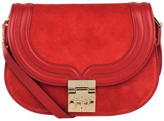 MCM Small Trisha Chain Bag