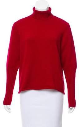 Eileen Fisher Wool Turtleneck Sweater