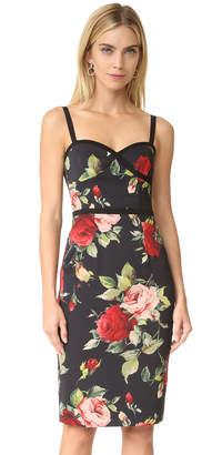 Black Halo Daria Sheath Dress $390 thestylecure.com
