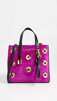 Marc Jacobs Mini Grind Buttons Tote