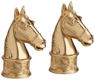 L'OBJET Horse Salt & Pepper Shakers (Set of 2)