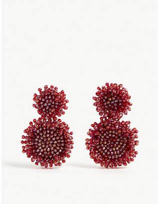 BaubleBar Gem Rianne drop earrings
