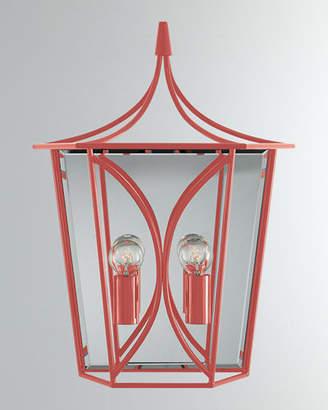 Kate Spade Cavanagh Medium Lantern Sconce