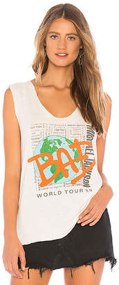 Junk Food Clothing Michael Jackson Bad World Tour Tank
