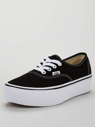 9b92adc4f7d Vans Platform Shoes For Women - ShopStyle UK