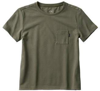The North Face (ザ ノース フェイス) - THE NORTH FACE S/S AIRY POCKET TEE(レディース)